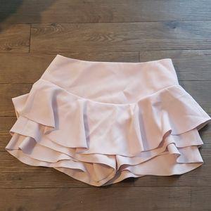 Zara Skort (Pink, size M)